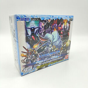 Digimon Card Game - Release Special Booster Ver.1.0 BT01-03