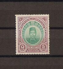 MALAYA/TRENGGANU 1912 SG17 LMM Cat £275