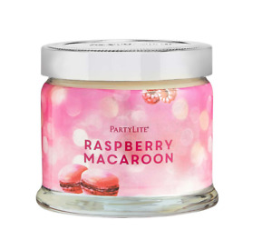 Pot 3 mèches ❤️❤️ Macaron framboise ❤️❤️  PARTYLITE ► en stock idée cadeau