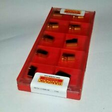 10 Pcs N151.2-500-5E 235 Sandvik Carbide Inserts