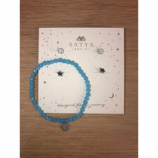 Satya Jewelry,  Inspire Joy Bracelet and Earring Set