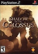 Shadow of the Colossus (Sony PlayStation 2, 2005) - European Version