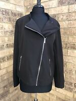 Calvin Klein Black Waterproof Wind Protection Jacket Women's Size XL