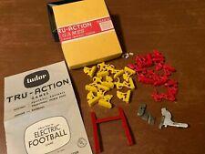 Vintage Tudor Tru-Action Electric Football Game Pieces