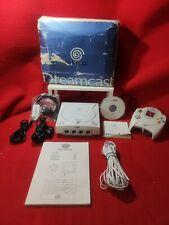 Console Sega Dreamcast Completa Pal Boxata rara