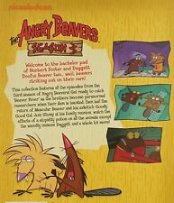 Angry Beavers - Complete Season 3 (DVD, 4-Disc Set) BRAND NEW - REG 4