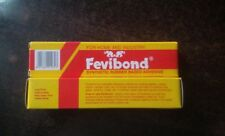 Classic Synthetic Rubber based Adhesive Glue Fevibond 25 ml. 5 piece
