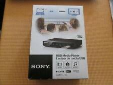 Sony SMP-U10 Media Player TV NUOVO-NEW
