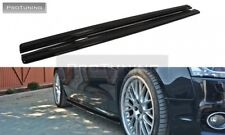 For Audi A5 S5 8T 07-15 SIDE SKIRTS ABS SIDESKIRTS BLADE COVERS RS5 S-Line RS