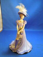 Porcelain Sunday Best Lena Liu's Elegant Era Bell 2004 Bradford Editions-