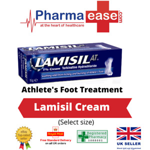 Lamisil AT Cream Relief from Itching & Burning of Athletes Foot Dhobie itch