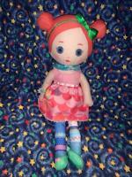 "MOOSHKA Plush Doll 13"" Plush Stuffed Toy"