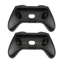 1 Pair Left & Right Handgrip Controller Grip Holder for Nintendo Switch Joy-Con