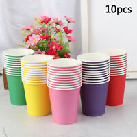 Color Disposable Cups Handmade Paper Cups  DIY Handmade Materials Coffee CupSE