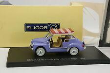 Eligor 1/43 - Renault 4CV Ghia Jolly Version Spiaggia