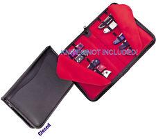 United Cutlery 16 Space Pocket Knife Storage Case w Red Felt Lining Uc1337