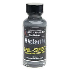 ALCLAD2, ALCE315 MIL-SPEC GUNSHIP GRAY, FS595-36118