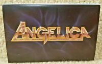 Vintage 1989 Cassette Tape Angelica Self Titled Intense Records