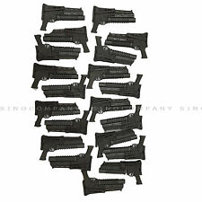 "20pcs HAND GUN 4in. Machine Gun Accessories FOR  12"" GI JOE Action FIGURE Toy"
