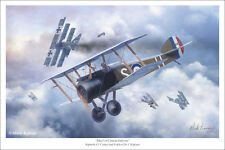 "Sopwith Camel Aviation Art Print 16"" x 24"""