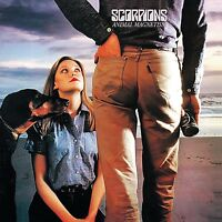 SCORPIONS - ANIMAL MAGNETISM (50TH ANNIVERSARY DELUXE EDITION)  CD NEU