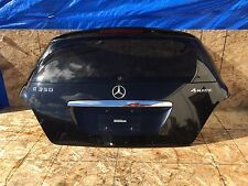 MERCEDES W251 R350 R550 TAIL LIFT GATE LIFTGATE TRUNK LID GLASS  SPOILER OEM