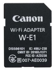 NUOVO Canon w-e1 WIFI DISPONIBILE IMMEDIATAMENTE direttamente dalla NEGOZIO