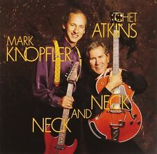 MARK KNOPFLER & CHET ATKINS - NECK AND NECK: CD ALBUM