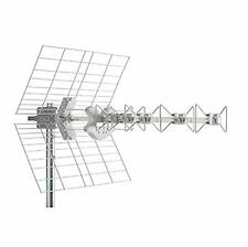 217910 - FRACARRO RADIOINDUSTRIE S ANTENNA BLU UHF 5HD LTE - FRA 217910