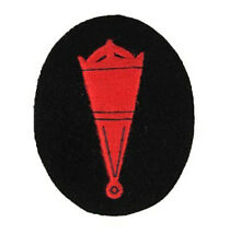Kriegsmarine Blockade Weapons Specialist Trade Badge - WW2 Repro Patch Navy New