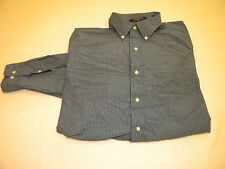 Tommy Hilfiger Mens Long Sleeve Button up Shirt Size 16.5