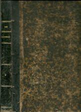 REVUE LES FEUILLETONS ILLUSTRES 34 NUM RELIE 1879-1880