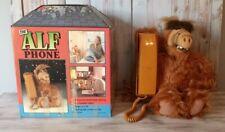 Vintage 1988 Alf Push Button Telephone Phone The Alf Phone
