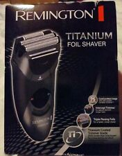 Remington - MS5120 Titanium - Electric Shaver/Razor - Grey - New in Box