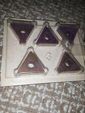 5 Valenite Tnmm 432 E Jd Carbide Inserts Cutters Grade Vn5