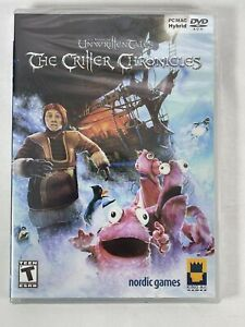 The Book of Unwritten Tales Critter Chronicles PC Adventure Game New
