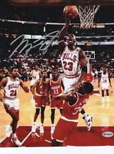 Michael Jordan Chicago Bulls 8x10 autographed photo RP