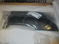 1959-1961 Corvette Interior Armrests (Pair) with Chrome Ends Black