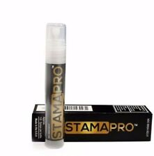 CONTROL EJACULATION WITH STAMAPRO , LIDOCAINE SEX SPRAY, PROLONG  STANDARD SIZE