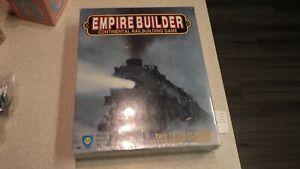 Vintage board game Empire builder Continental Railbuilding Game NIP