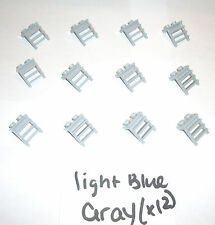 12 pieces Light blue grey 4175 Ladder 4 LEGO SET 3182 7066 10218 7945 10159 5883