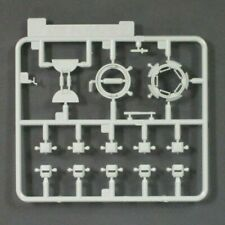 DRAGON 1/35 Scale Pz.Kpfw.III (5cm) Ausf.H Parts Tree F from Kit No. 6642