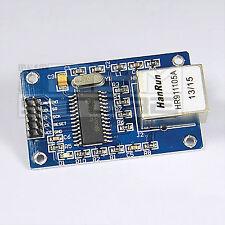 Modulo Ethernet LAN con ENC28J60 compatibile con arduino e pic - ART. CL08
