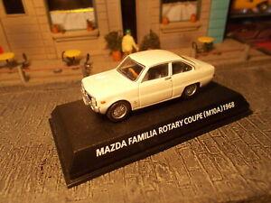 Konami Mazda Familia Rotary Coupe 1/64