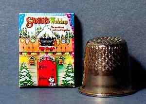 Dollhouse Miniature 1:12  Santa Workshop Paper Dolls 1960s dollhouse Christmas