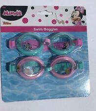 Kids Swim Goggles by Disney Junior - Minnie Mouse Double Pack
