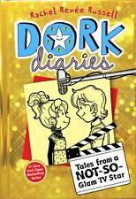 Dork Diaries 7: Tales from a Not-So-Glam TV Star by Rachel Rene Russell