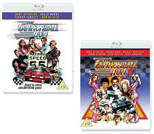 The Cannonball Run 1 & 2 [Dual Format Editions - DVD & Blu ray] NEW & SEALED