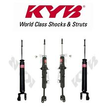 KYB 4 Struts Shocks for Infinity G35 Coupe Sport 2003 to 2007 341366 341367 344