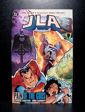 COMICS: DC: JLA: Pain of the Gods tradepaperback (2005) - (figure/superman)